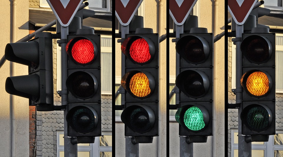 Traffic lights are crucial to traffic control.