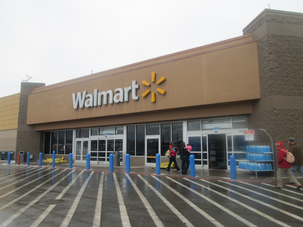 Did you know: 37 million people shop at Walmart every day.