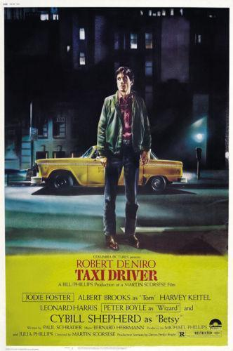 Taxi Driver is an iconic movie that is well ahead of its time