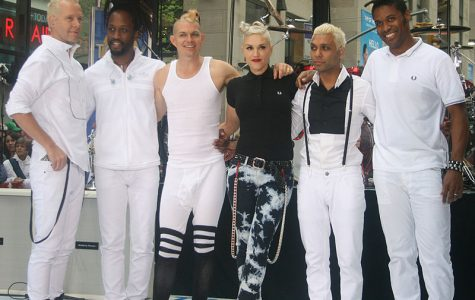 No Doubt goes number one on the U.K. singles chart