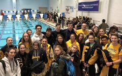 Swimming Patriot female swimmers crushed the 2019 GMCs