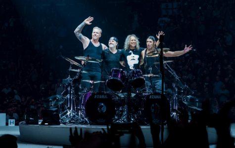 Metallica released their third album