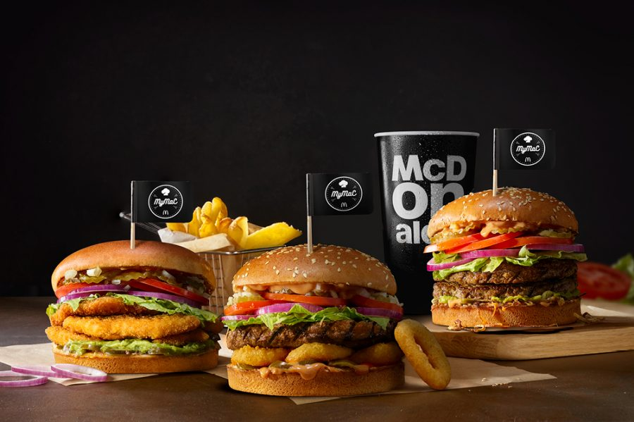 McDonald%27s+is+one+of+the+most+popular+fast+food+chains+around+the+world.