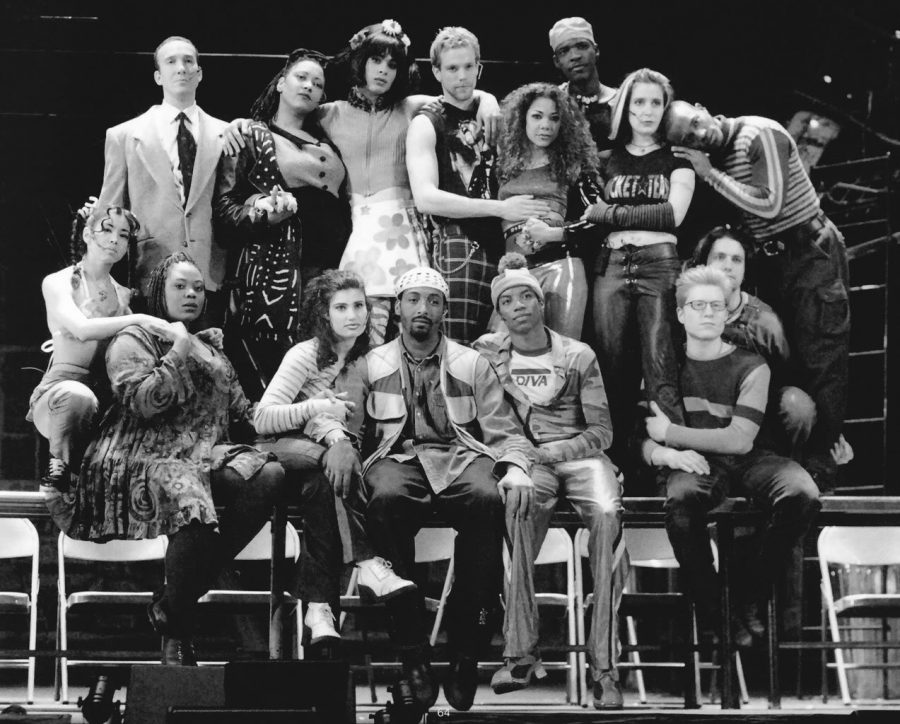 The original Broadway cast of Rent launched some stars into their careers like Indina Menzel who played Maureen. All of the original cast members sang