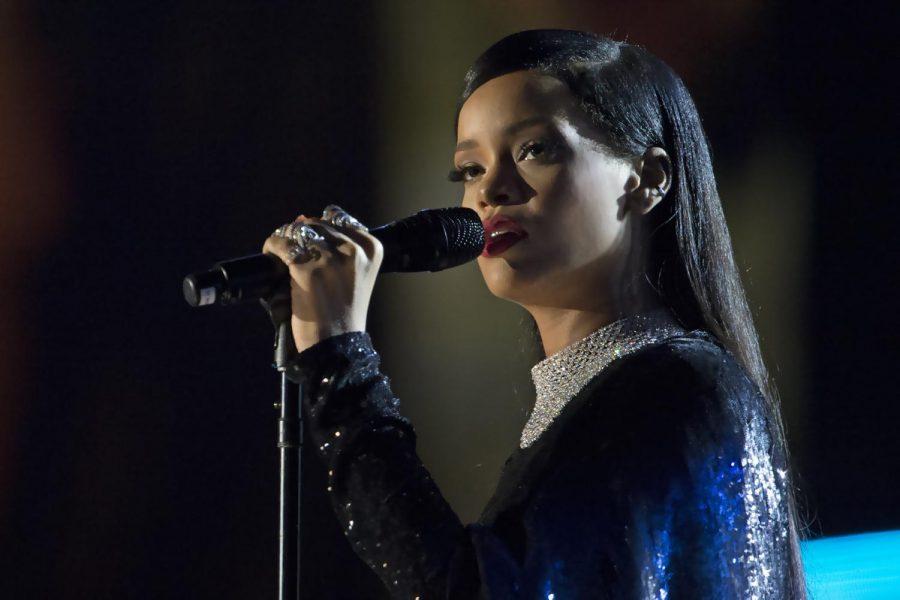 Rihanna credits Madonna as her biggest influence
