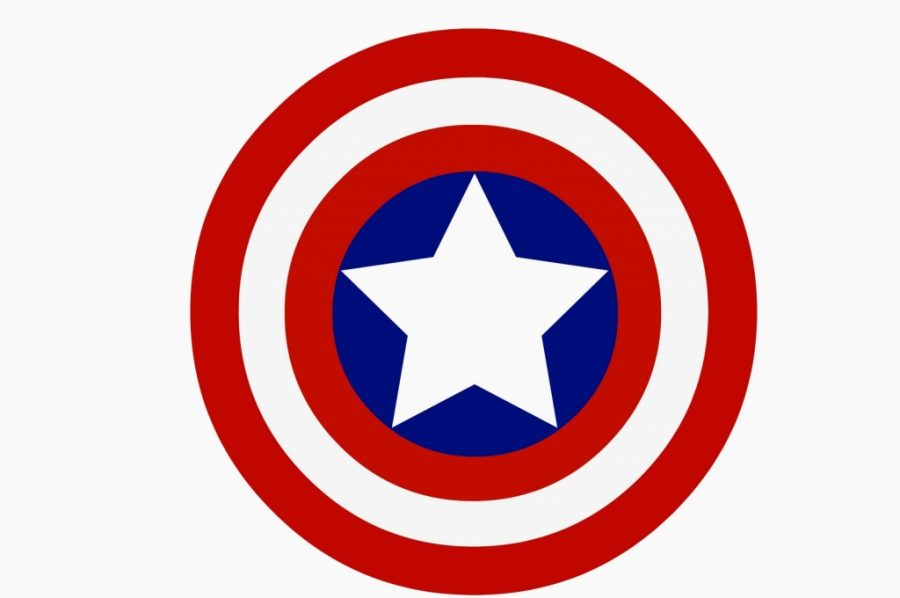 Captain+America+uses+his+shield+as+his+main+weapon.