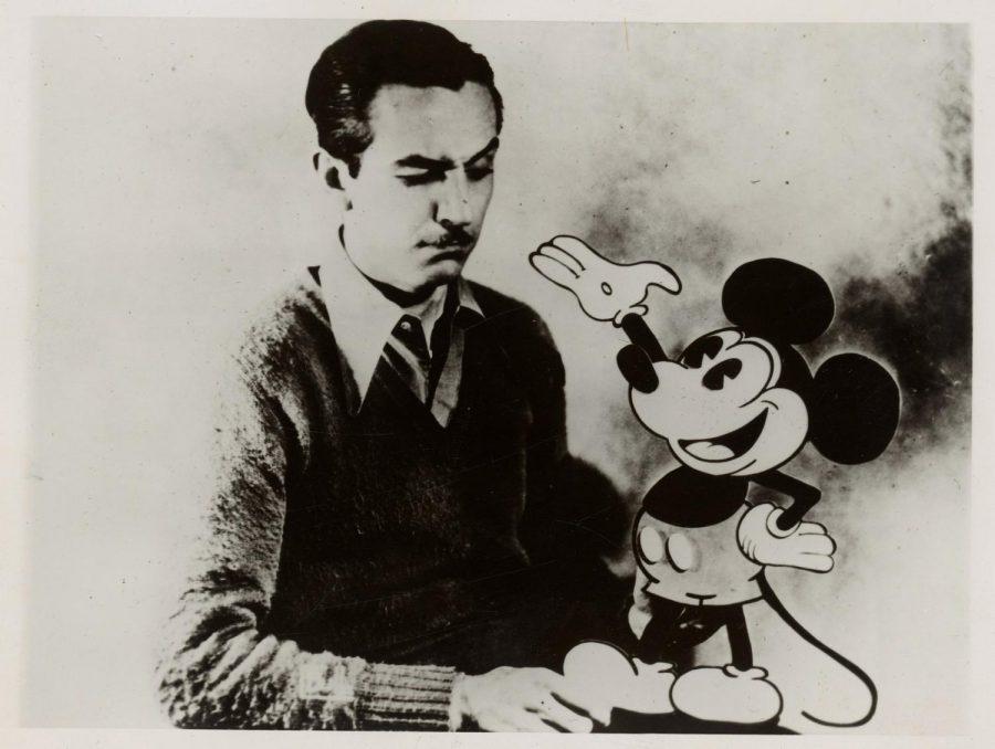 Walt+Disney+won+his+first+Oscar+at+the+5th+Academy+Awards+in+1932.