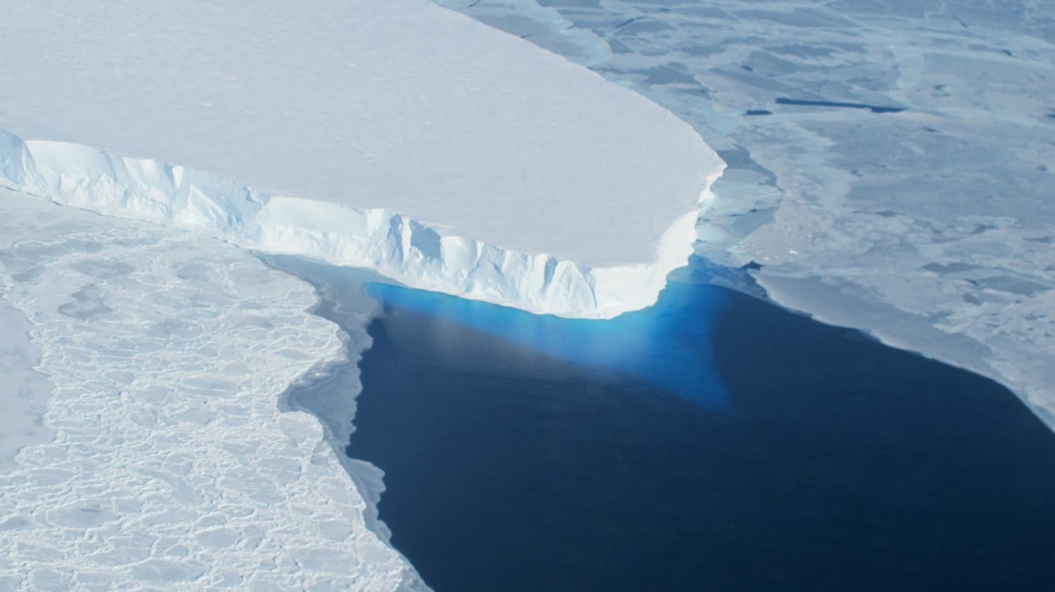 Serac is a block or ridge of glacial ice, often formed by intersecting crevasses on a glacier.