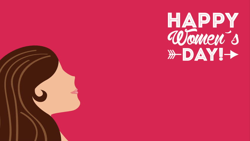 International Women's day is March 8 every year.