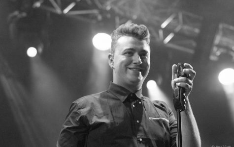 Sam Smith goes number one on the U.K. singles chart