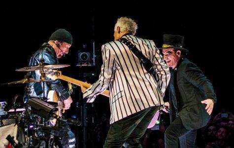 U2 score their first number one in the U.K.