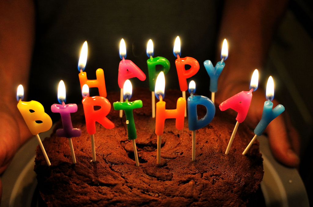 Interesting Birthday Fact: The Birthday that happens on the day of the month you were born is called your
