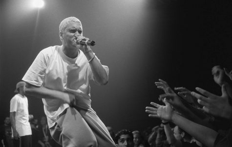 """Eminem wrote and recorded """"The Real Slim Shady"""" just 3 hours before his album was due."""