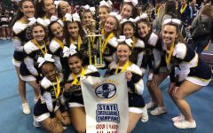 State Title for Colonia Competition Cheer