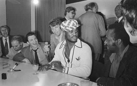March 8, 1971- Joe Frazier ends Muhammad Ali's 31 fight win streak