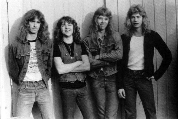 Metallica is a rock band that was formed in 1981 in California. It is considered a staple band for rock culture.