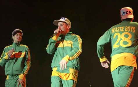 The Beastie Boys goes number one in the U.S.