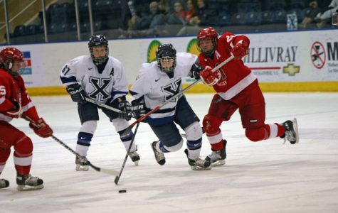 March 19, 1990- First women's' ice hockey tournament ever takes place