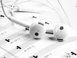 Your heartbeat changes and mimics the music you listen to.
