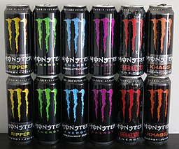 Over 29 billion gallons of energy drink liquid are guzzled down by Americans each year.  Some 16 ounce cans may have as much as 344mg of caffeine