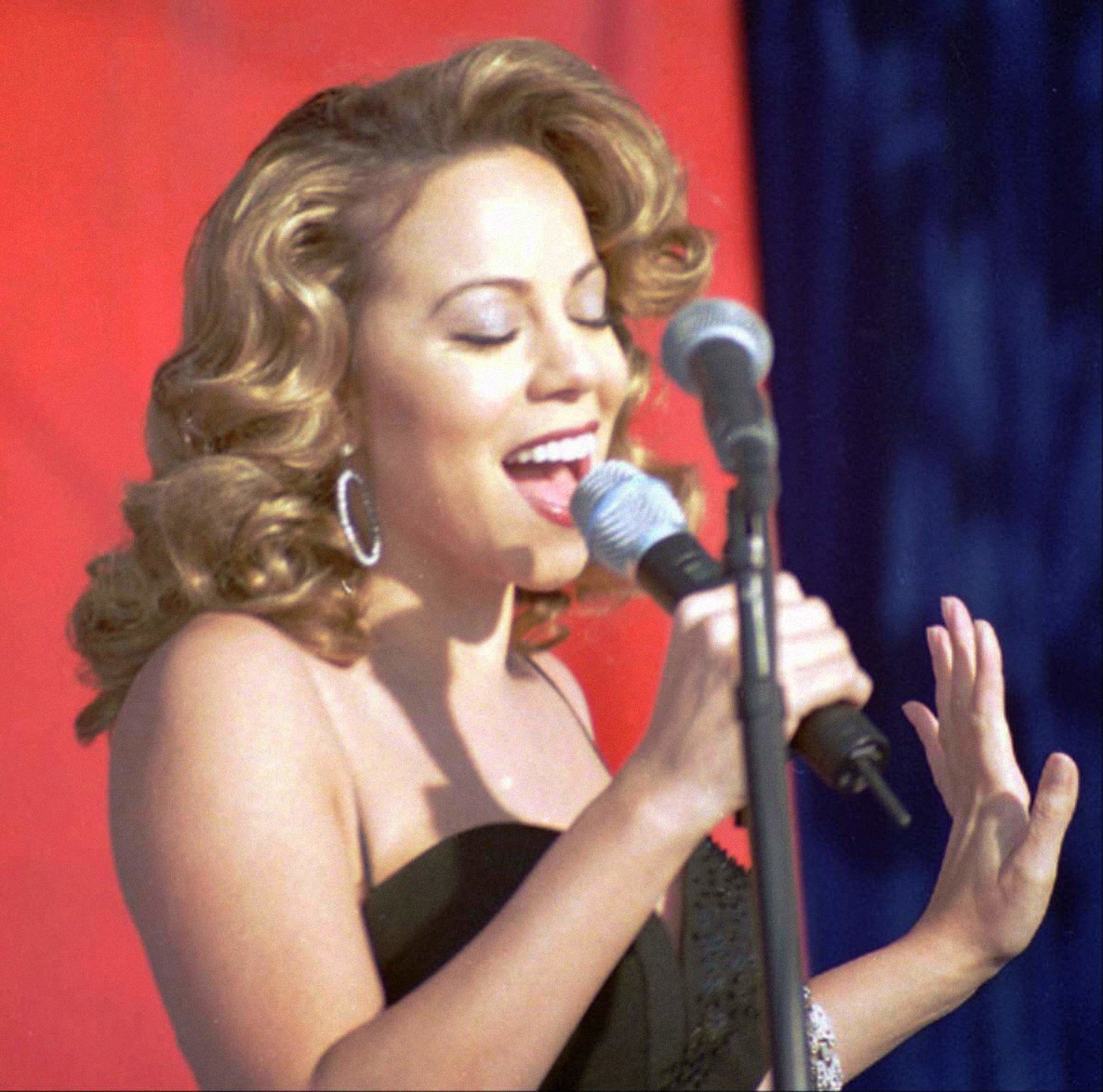 Mariah Carey's 18th single to beat Presley's