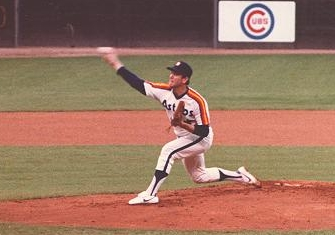 April 17, 1983- Nolan Ryan strikes out his 3,500th batter