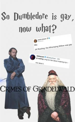 OK Dumbledore is gay, now what?