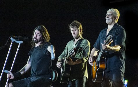 Foo Fighters released their second studio album