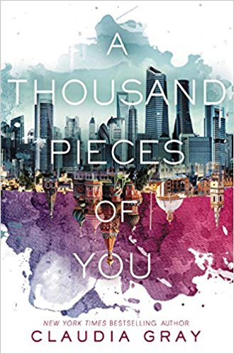 A Thousands Pieces Of You blends science, adventure and romance