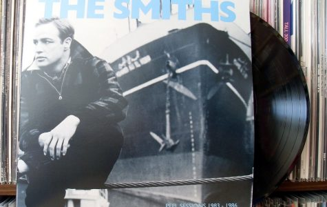 The Smiths went number went number one in the UK