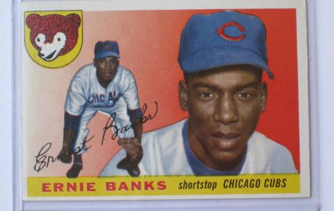 May 8, 1973- Ernie Banks technically becomes the first African-American MLB manager