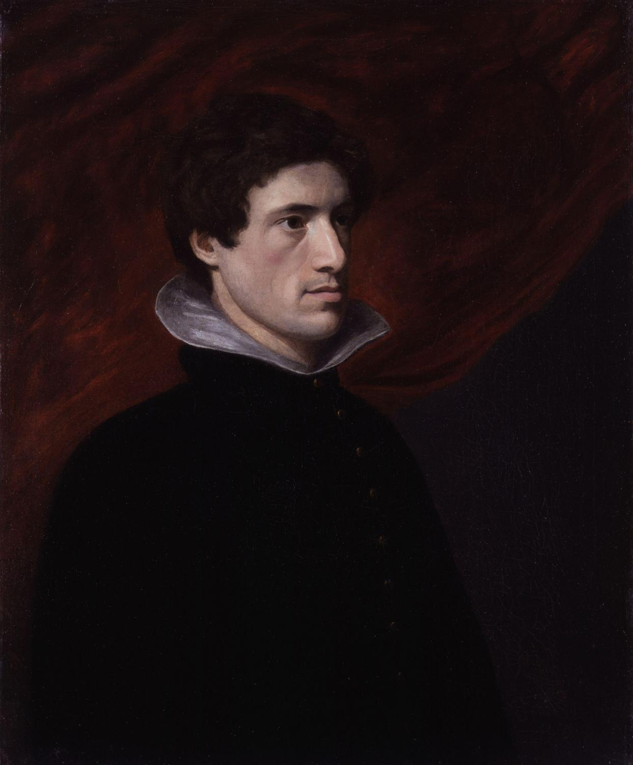 This is a picture of English Critic, Charles Lamb.