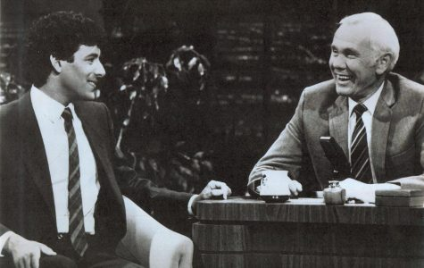 May 22, 1992- Johnny Carson makes final appearance as host of The Tonight Show