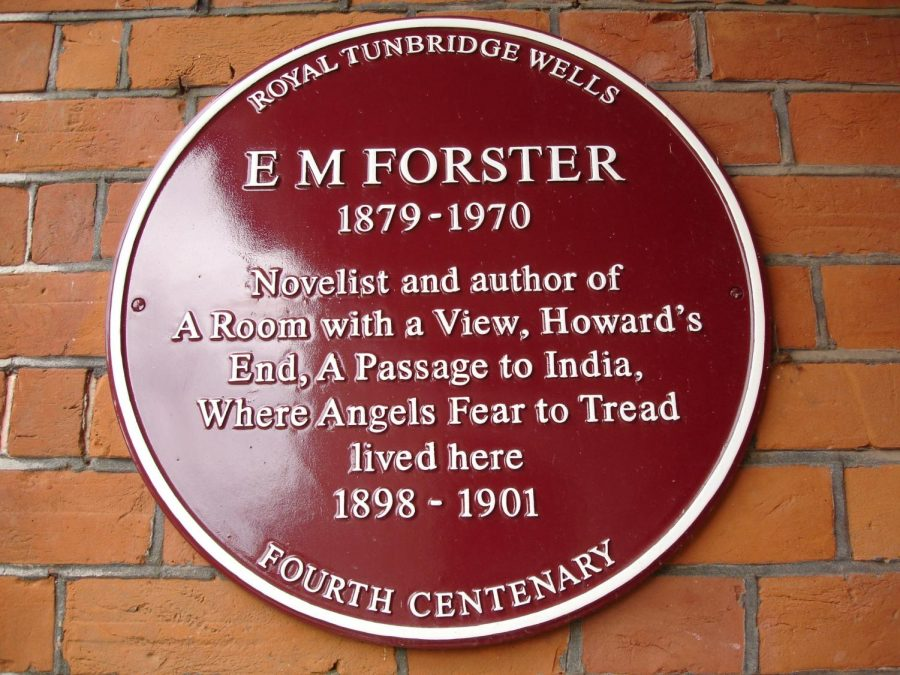 This+is+a+picture+that+shows+the+novels+that+E.M+Forster+wrote.