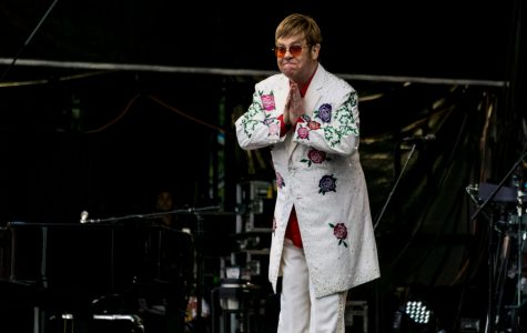 Elton John makes history