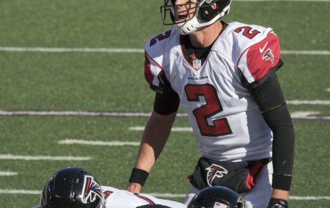 May 3, 2018- Quarterback Matt Ryan becomes first NFL player to make 30+ million a year