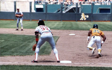 May 29, 1990- Rickey Henderson steals record 893rd base, passing Ty Cobb