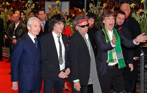 The Rolling Stones scored their first UK No.1 album in 16 years