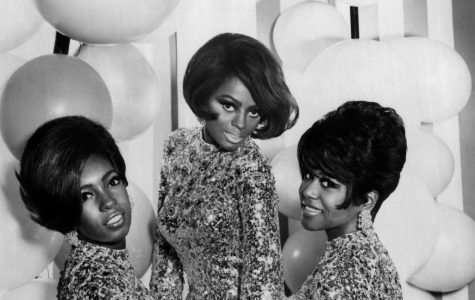 The Supremes scored their 10 number one single