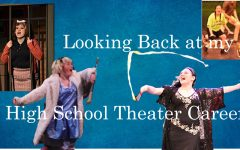 Many lessons have been learned and many friends have been met through theater. These last 4 years have been a blast.