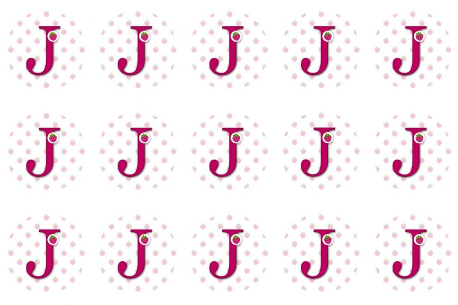 The letter J was created by an Italian man.