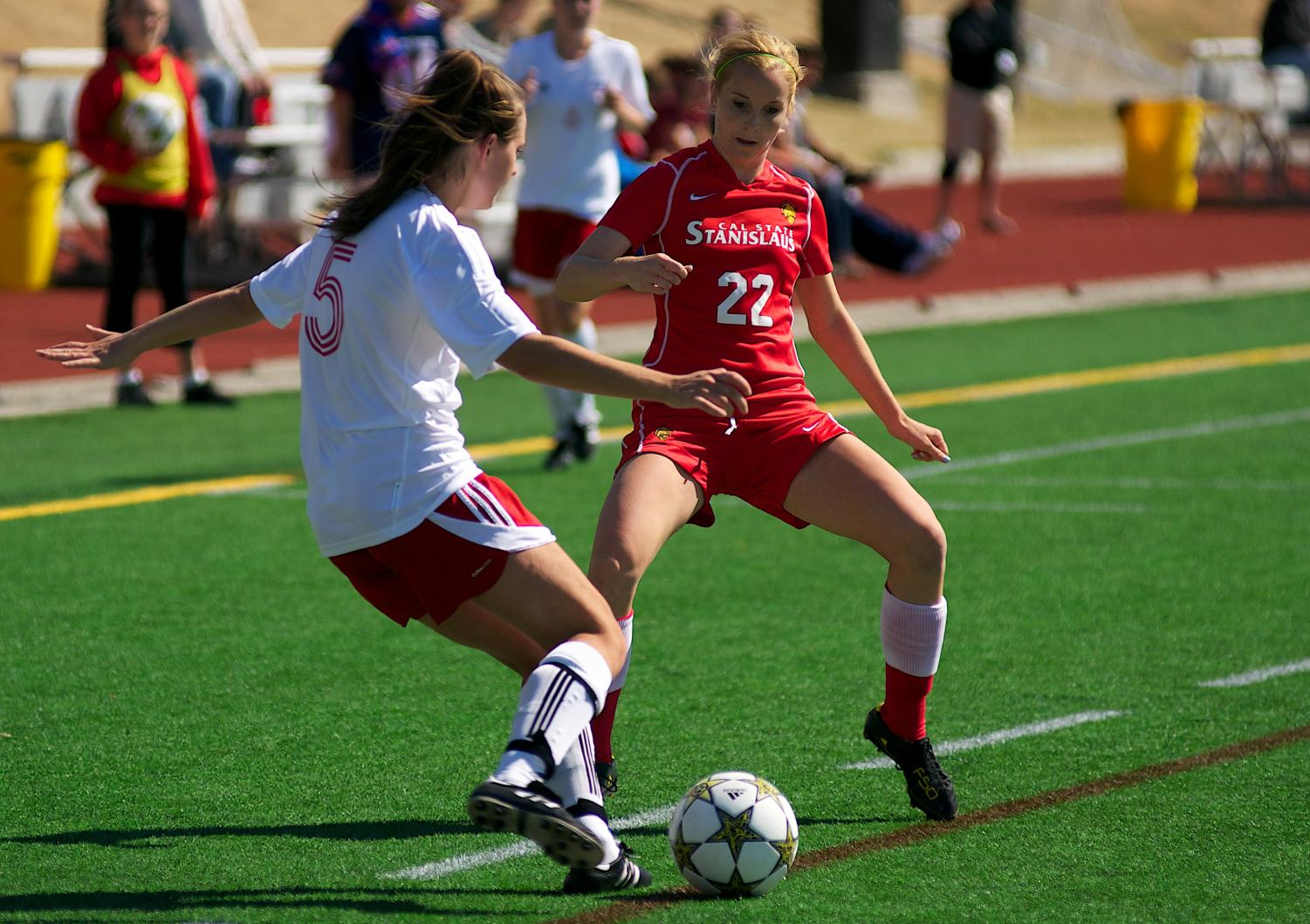 Soccer has had a big increase in interest in the last couple of years in the United States.
