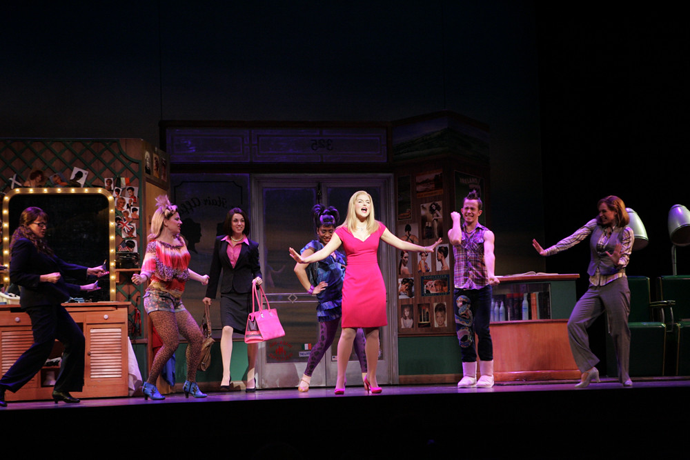 Legally Blonde is also a smash musical that is performed around the world in many theaters.