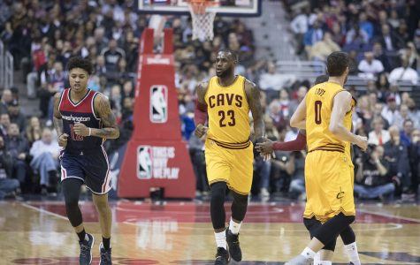 June 6, 2018- Lebron James sets the record for most thirty point playoff games