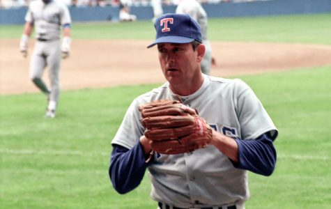 June 5, 1981- Astro's Nolan Ryan passes Early Wynn to become all-time walk leader