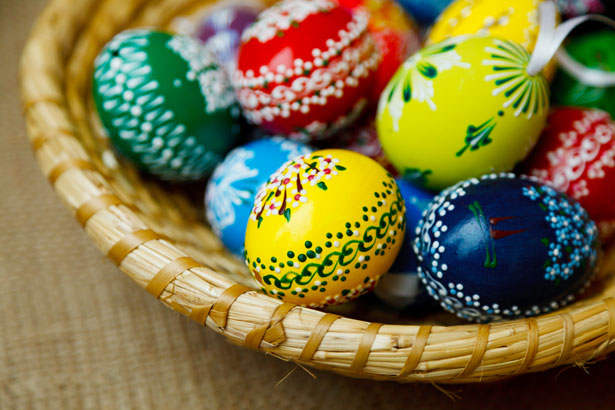 Hand+decorated%2C+the+Slavic+nations+have+pysanky+eggs+for+Easter.