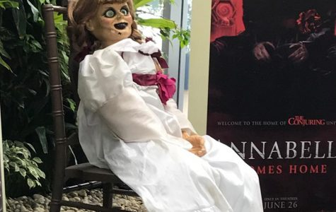 Annabelle helps you get your spooky on