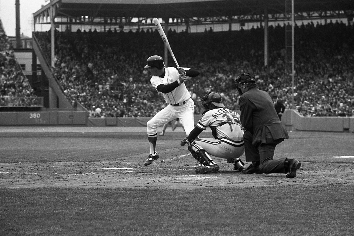 Carl Yastrzemski and two other Red Sox players hit back to back to back home runs on this day in 1967
