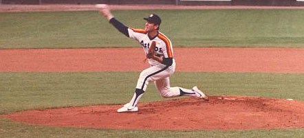 October 30- Nolan Ryan throws 100.9 MPH  fastball