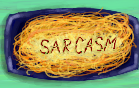 Sarcasm can promote creative thinking